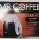 Mr. Coffee Replacement Glass Carafe,No ISD12,  Jarden Consumer-Domestic