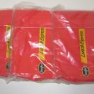 Stouffer's Lunch Express 3 Insulated Coolers Pouches  Red Sandwich Salad Keeper