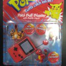 Pokemon Red Poke Ball Blaster Battle Discs Charizard, Charmeleon, Charmander