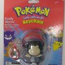 Pokemon Snorlax #143 Key Chain Gotta Catch Em All New Old Stock