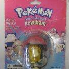Pokemon Psyduck #54 Key Chain Gotta Catch Em All New Old Stock