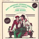 The Entertainer Sheet Music Paul Newman Robert Redford The Sting Theme Song