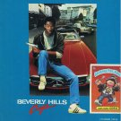 Beverly Hills Cop Axel F Theme Song Garbage Pail Kids Greaser Greg Sticker