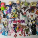 Happy Meals Mixed Lot Star Wars Wizard of Oz Simpsons Polly Pockets & More