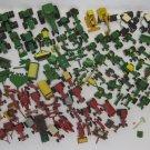 JOHN DEERE & Others Ertl FARM EQUIPMENT 116 Pcs Lot of Combines-Tractors & More