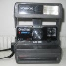 Polaroid One Step Close Up Instant Camera Made in UK Black Works