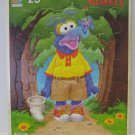 Vintage Jim Henson's Muppets Tray Puzzle - Gonzo - Milton Bradley - 4255-3
