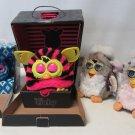 Furby Lot Models Boom & Furblings & 70-800 Original Vintage Current All Work