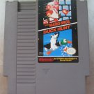 Super MarioBros/Duck Hunt NES GAME--1985 version Works Great Needs a Cleaning