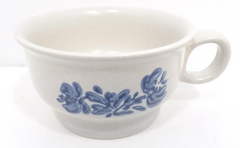 Pfaltzgraff Yorktowne Stoneware USA 8oz 1Y Coffee Tea Cup Soup Mug