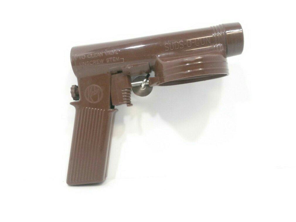 Kirby Classic Suds-O-Gun Spray Gun Brown Parts Only