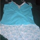NWT's Vanity Fair 2 PC Pajama Set sz  Large