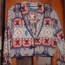 Flashback Southwest Jacket sz M @@NICE@@