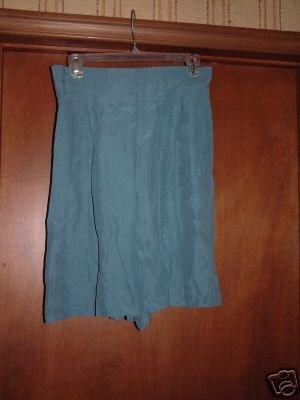 NWT's Casual Corner Rayon Shorts sz 14 $49.00