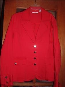 NWT's Marisa Christina Blazer/Jacket sz 10 $119.00