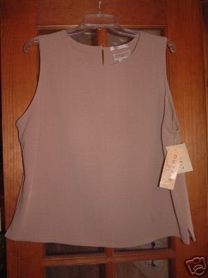 NWT's JPR John Paul Richards Tank sz XL
