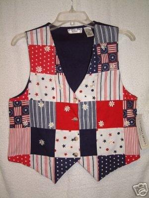 NWT's Victoria Jones Petites Vest sz P/S