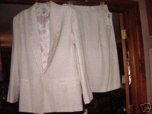 NWT's Allison Daley Blazer & Skirt sz 10