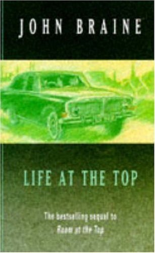 Life At The Top by John Braine (Paperback, 1991) isbn 9780749310059