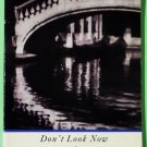 Don't Look Now and Other Stories by Daphne Du Maurier (Paperback, 1992) isbn 9780140813548
