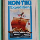 The Kon-Tiki Expedition by Thor Heyerdahl (Paperback, 1982) - Rare edition isbn 9780582537767