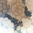 Cotton Fabric by Tokyo Rococo designs - Patt 5635 - Blue - Flowers
