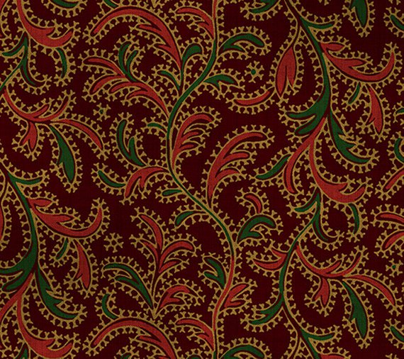 Fabric - Holiday Heritage by Sara Morgan - PATT 7507