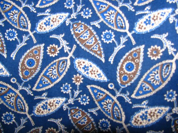 Fabric - Cynthia's Scrap Bag C1850 by Carrie Quinn for Blue Hill 7576