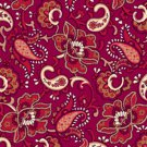 Paisley Fabric - Kensington Studio - Sienna - PATT 21931 - Wine