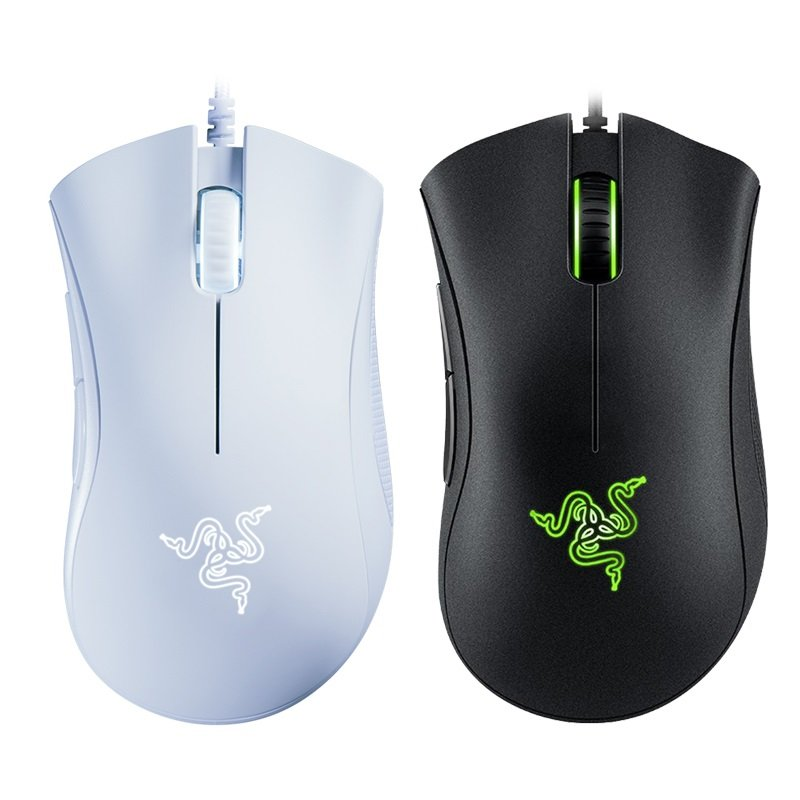 Original Razer DeathAdder Essential Wired Gaming Mouse Mice 6400DPI Optical 2021