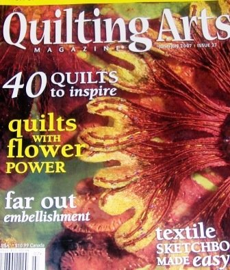 Quilting Pattern Quilting Arts Magazine June/July 2007 Issue 27
