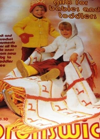 Crochet Knit Gifts for Babies and Toddlers Brunswick 782 garments for all the little ones!