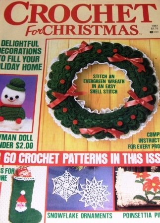 Christmas Crochet Patterns Crochet  for Christmas, Stockings, thread crochet snowflakes, Snowman toy