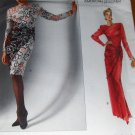Bill Blass Vogue Sewing Pattern   American Designer Dress 2431 Size 8-10-12