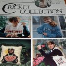 Cross Stitch Pattern The Cricket Collection No. 123 Summer Sundries Argyle with Ice Cream Cone
