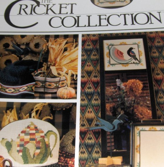 Cross Stitch Pattern The Cricket Collection No.115 Autumn Color