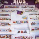 Cross Stitch Bibs By The Bunch Patterns for 34 BIBS by Linda Gillum Leisure Arts 939