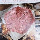 Crochet Pattern Heirloom Crochet Accessories No 2 Twilleys of Stamford Thread Crochet Doilies