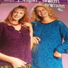 Crochet Pattern Designer Sweaters to Crochet American School of Needlework
