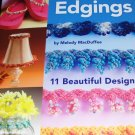 Crochet Pattern Beaded Edgings 11 Designs to Crochet American School of Needlework