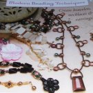 Beading Pattern, Modern Beading Techniques Create Bracelets, Necklaces, Earrings