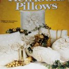 Heirloom Pillows Crochet Pattern Bolster Square Round decorator Pillows