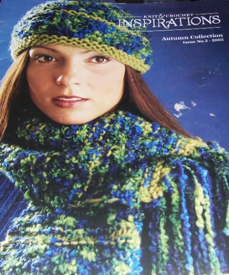 Crochet Knitting Pattern Hobby Lobby Hat, Afghan, Purse, Doll, Scarf, Sweaters
