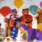 Simplicity 0699 Baby Costume Bee Pumpkin Clown Leopard Dinosaur Halloween pattern Size 1 - 4
