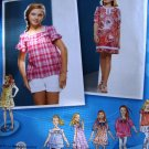 GIrls Blouse Dress Sewing Pattern Simplicity 2986 Project Runway Size 8-16