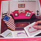 Petite Needlecraft Doll House Miniatures Crochet Bedspreads, doilies, Rugs, Pillows Pattern