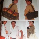 Sewing Pattern Large Bags Purses Carry-Alls Totes McCall's 8065
