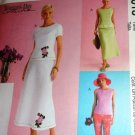 McCall's 4018 Plus size Sewing Pattern Misses Top, Pants Bias Skirt Size 16 18 20 22
