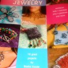 Wire and Bead Crochet Jewelry Pattern Booklet