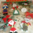 Jingle Bell Buddies Christmas Ornaments Plastic Canvas Patterns House of White Birches
